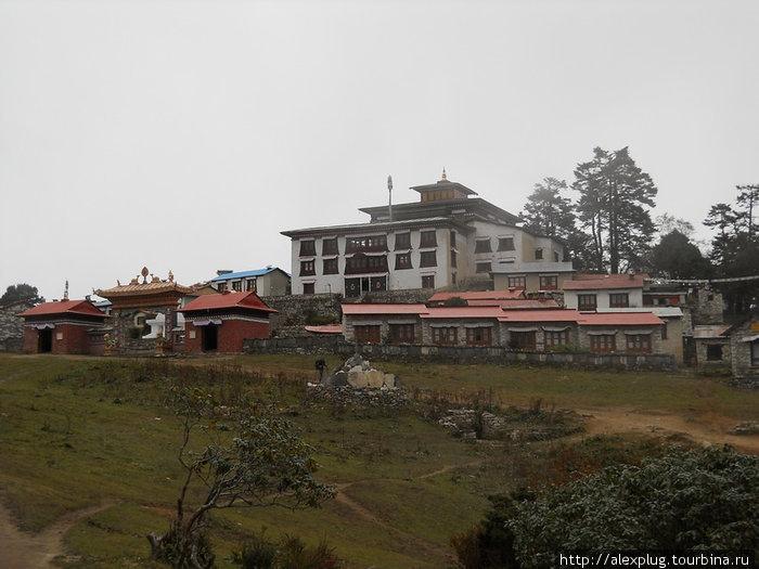 Монастырь Тенгбоче