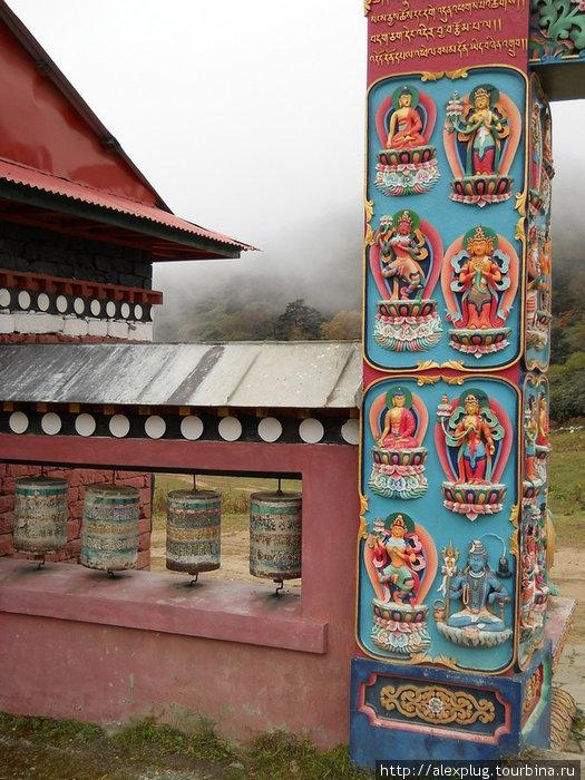 Элементы декора входных ворот