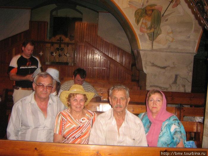 Православная церковь Святого Гавриила в Назарете.
