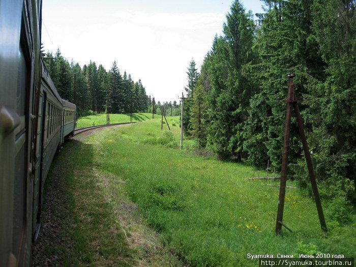 Путь лежал через Ужокский перевал в Ужгород.
