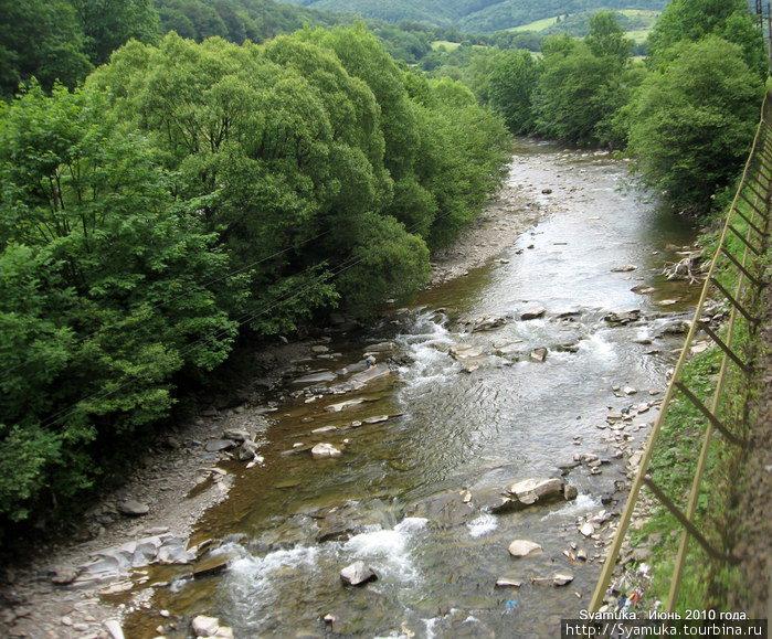 Река Ужик.