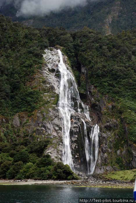 Один из тысячи водопадов