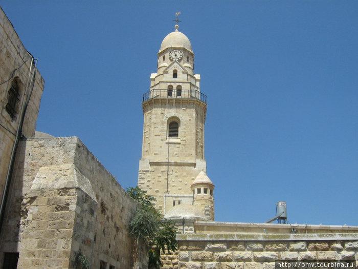 Башня Давида.