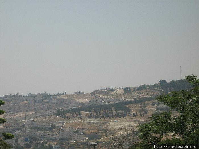 Йерусалим.