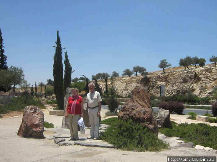 Окраина Иерусалима.