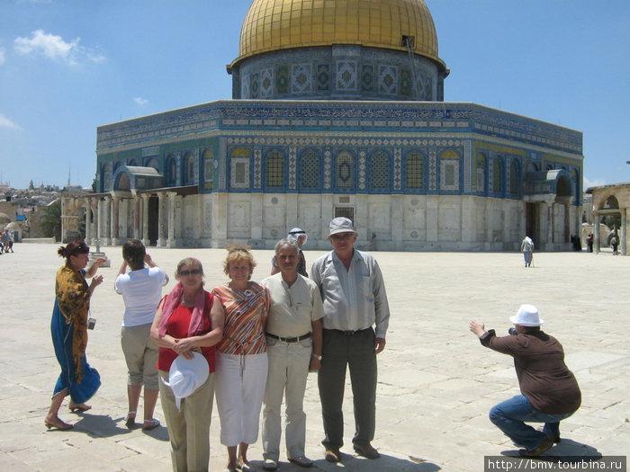 Мечеть Купол над пропастью