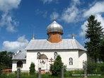 Греко-католическая церковь Святого Юрия.