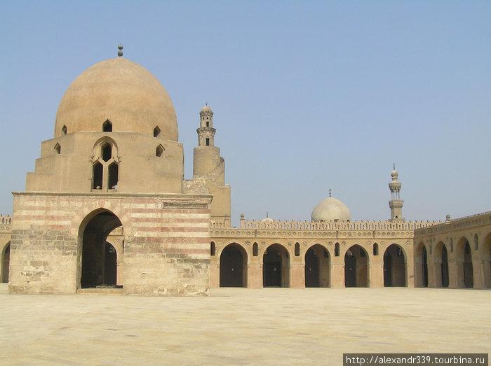 Каир. Мечеть Аль-Азхар