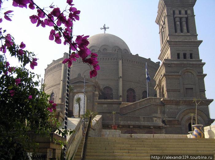Каир. Коптский квартал