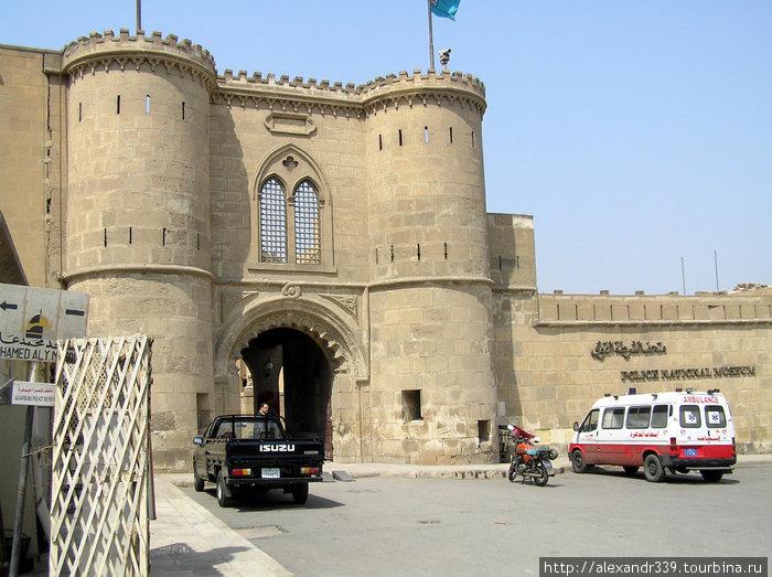 Каир. Цитадель