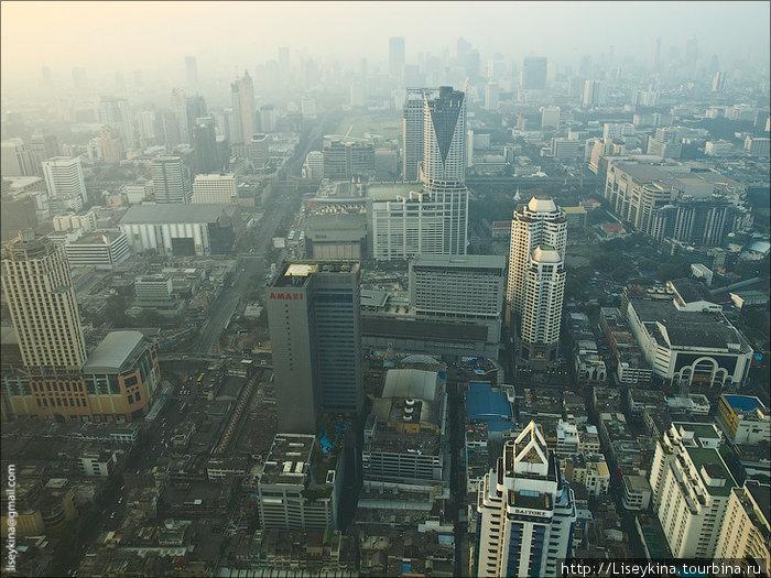 Рассвет в Бангкоке