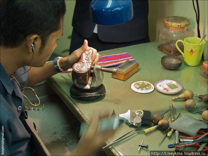 Ювелирная мастерская