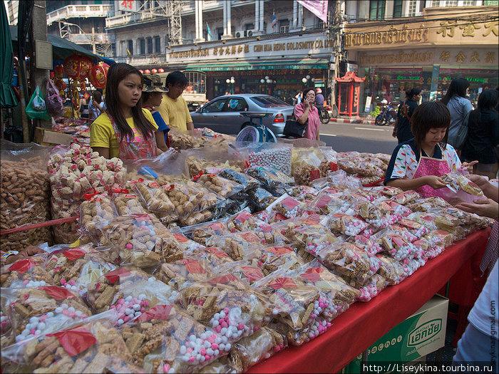 Китайский квартал. Продук