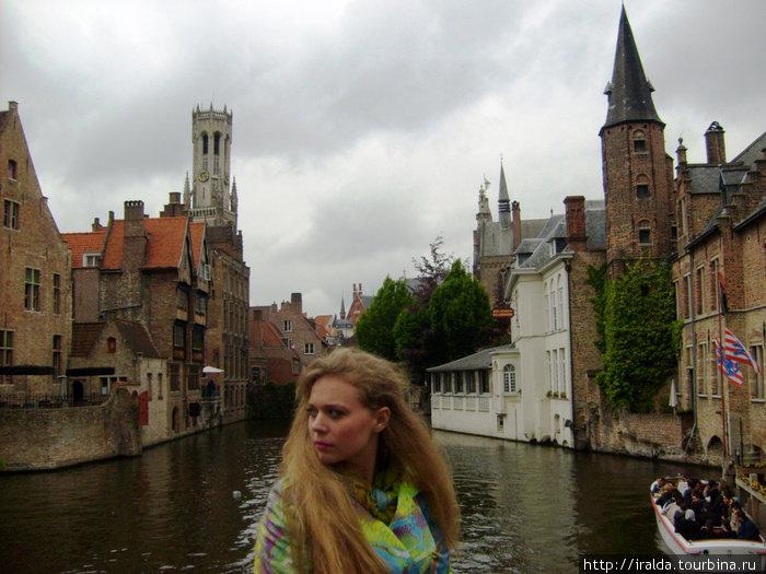Гент — это деятельный и оживленный город, где остатки прошлого чувствуют себя комфортно в настоящем.
