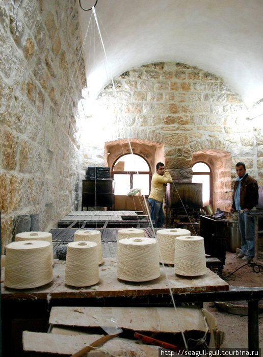 Тайбе: завод по производству уток Рамалла, Палестина