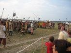 Историческая реконструкция битвы