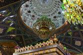 Мечеть леди Рукыя. Чистое и светлое место, в которое я обязательно прихожу каждый раз, оказываясь в Дамаске. Здесь можно сидеть часами, любуясь на игру света и медитируя.