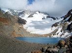 Лагуна де лос Трес (Laguna de los Tres)