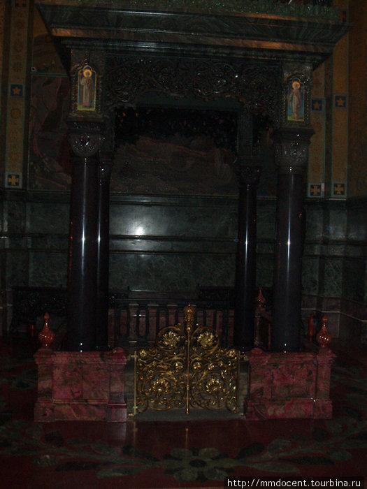 место, где погиб император