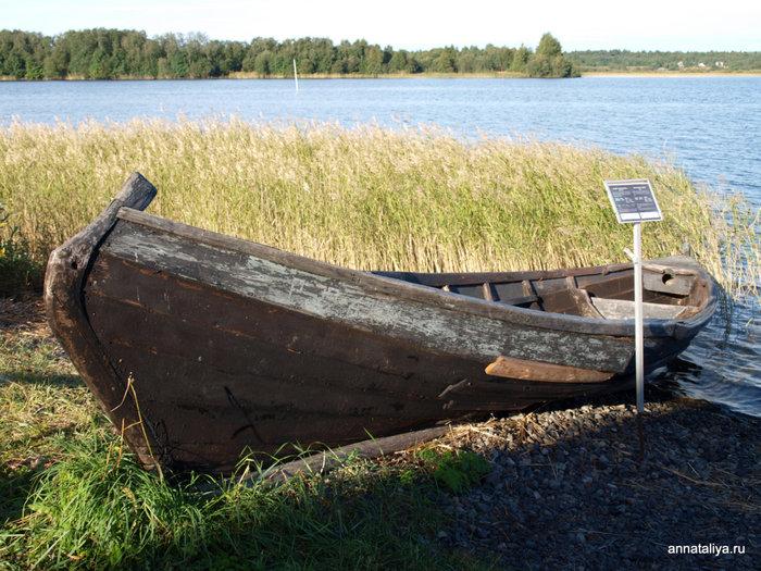 информация о лодках
