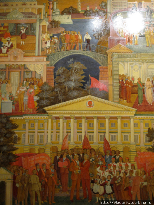 Советские праздники вытеснили церковные обряды!