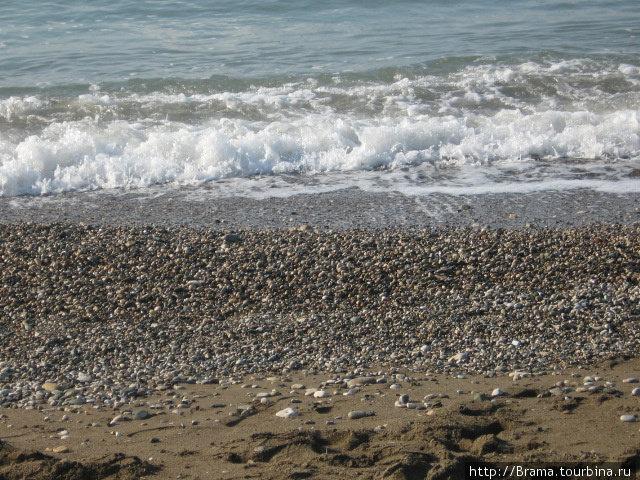 Приятно воровать у моря