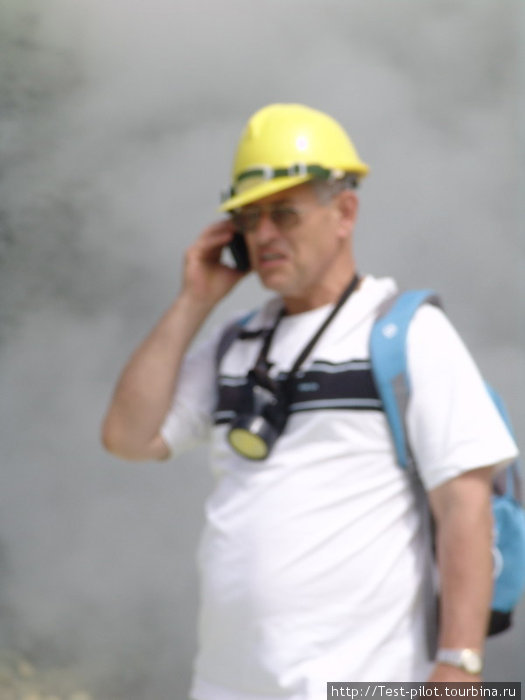 Кто бы мог представить лет 15 назад, что из кратера островка-вулкана в южной части Тихого океана можно позвонить в Екатеринбург?!!!