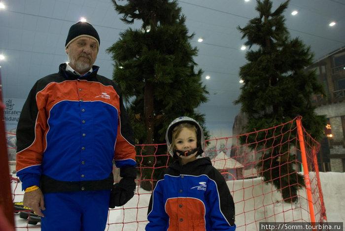 Гости из Европы успели соскучиться за родными альпийскими забавами.