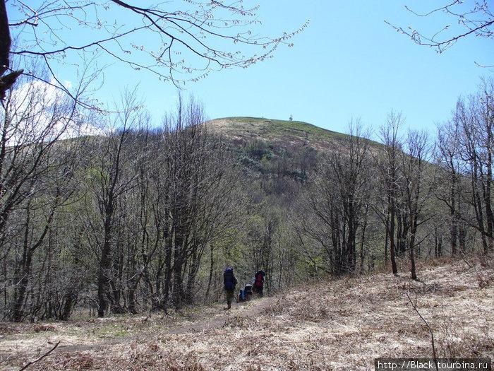 Гора Семашхо