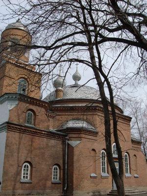 Церковь Дальнереченска