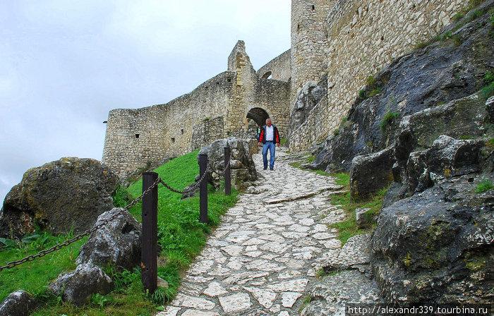 Спишский замок