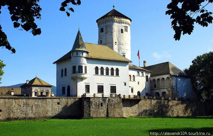 Жилина — Будатинский замок