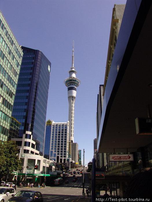 Сегодня Окленд входит в десятку лучших городов мира в смысле комфортного проживания для людей.