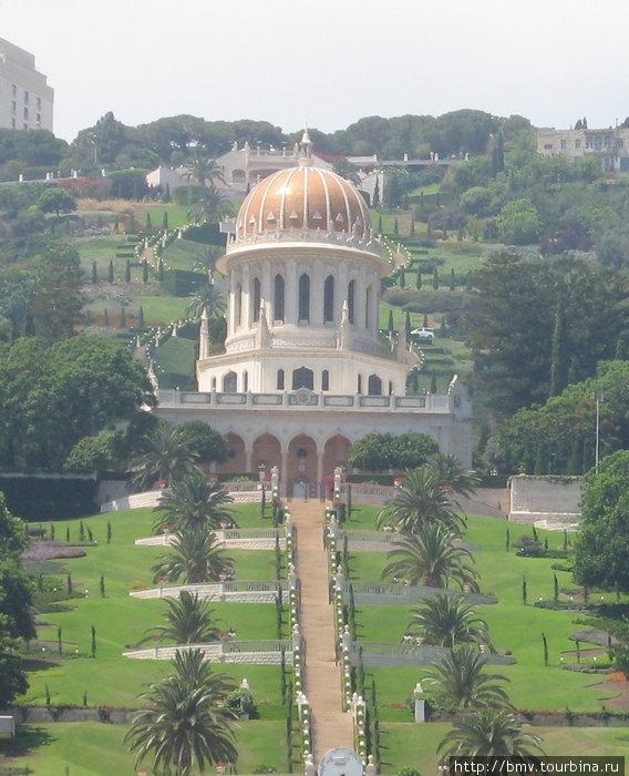 Бахайский храм