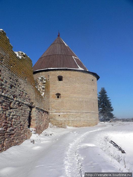 Королевская башня.
