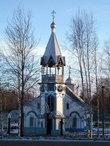 Старая церковь Покрова пресвятой богородицы.