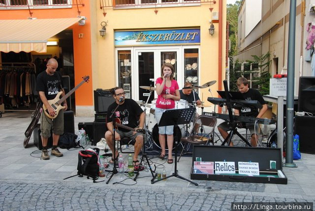 (эта фотография взята с сайта www.utcafesztival.hu)