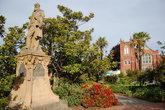 Памятник новозеландскому политику — Джону Григгу
