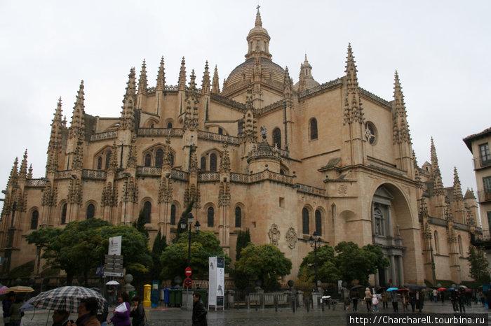 Charcharell*Сеговия в ноябре*Сеговия, Кастилия и Леон, Испания
