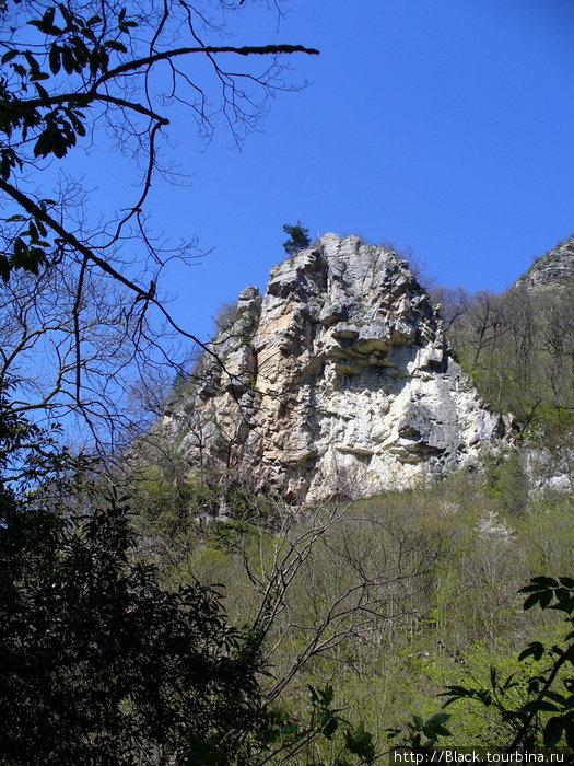 Кусочек Орлиных скал