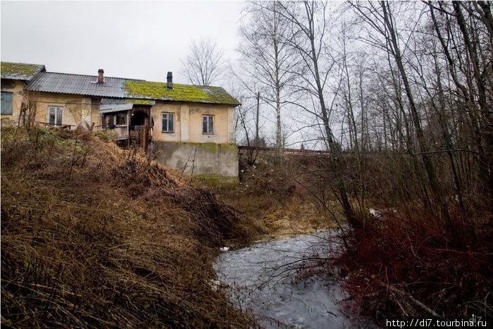 Мельница в лесу на станции Преображенская была написана здесь
