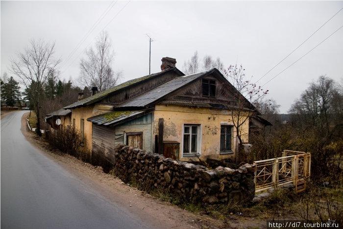 Дом на месте мельницы