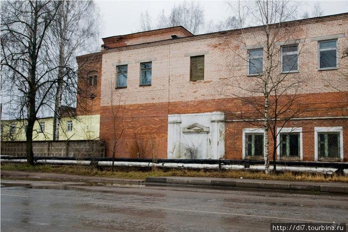 Интеграция старой стенки в новую)))