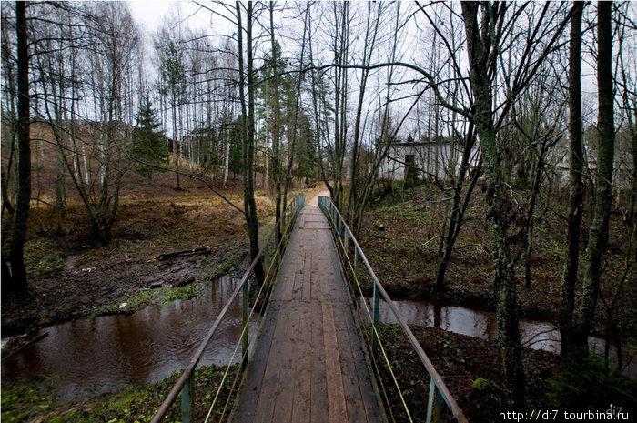 Мост через Пёсий ручей