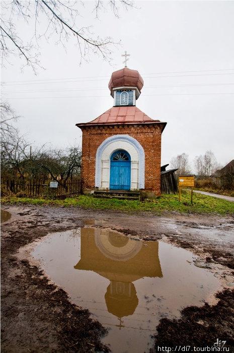 Часовня Троицы Живоначальной в Бетково
