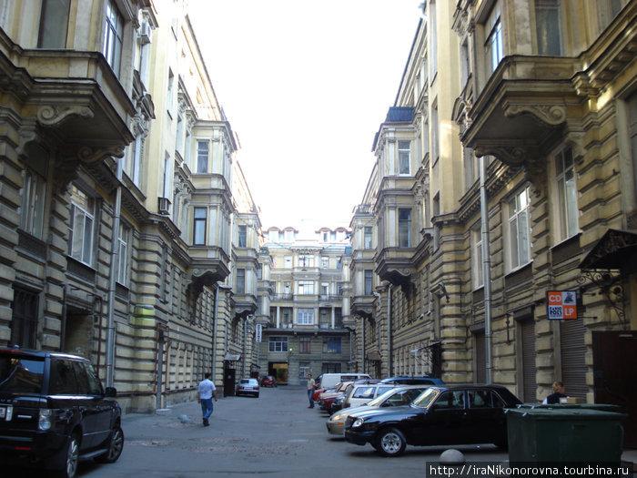 Санкт -Петербург по всей