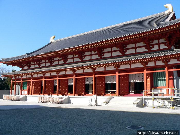 Храм Якуси-дзи