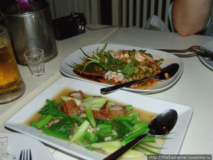 Острые блюда в То-Сит