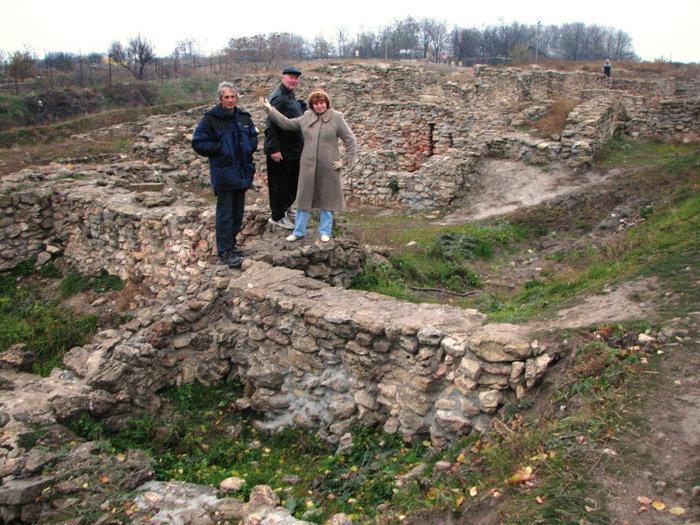 Раскопки Танаиса.