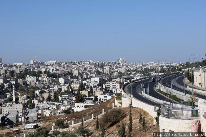 1 день в Израиле (2 часть) Израиль